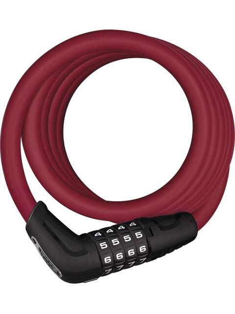 ABUS Numero 5510C/180/10 - Antivol vélo - SCMU rouge